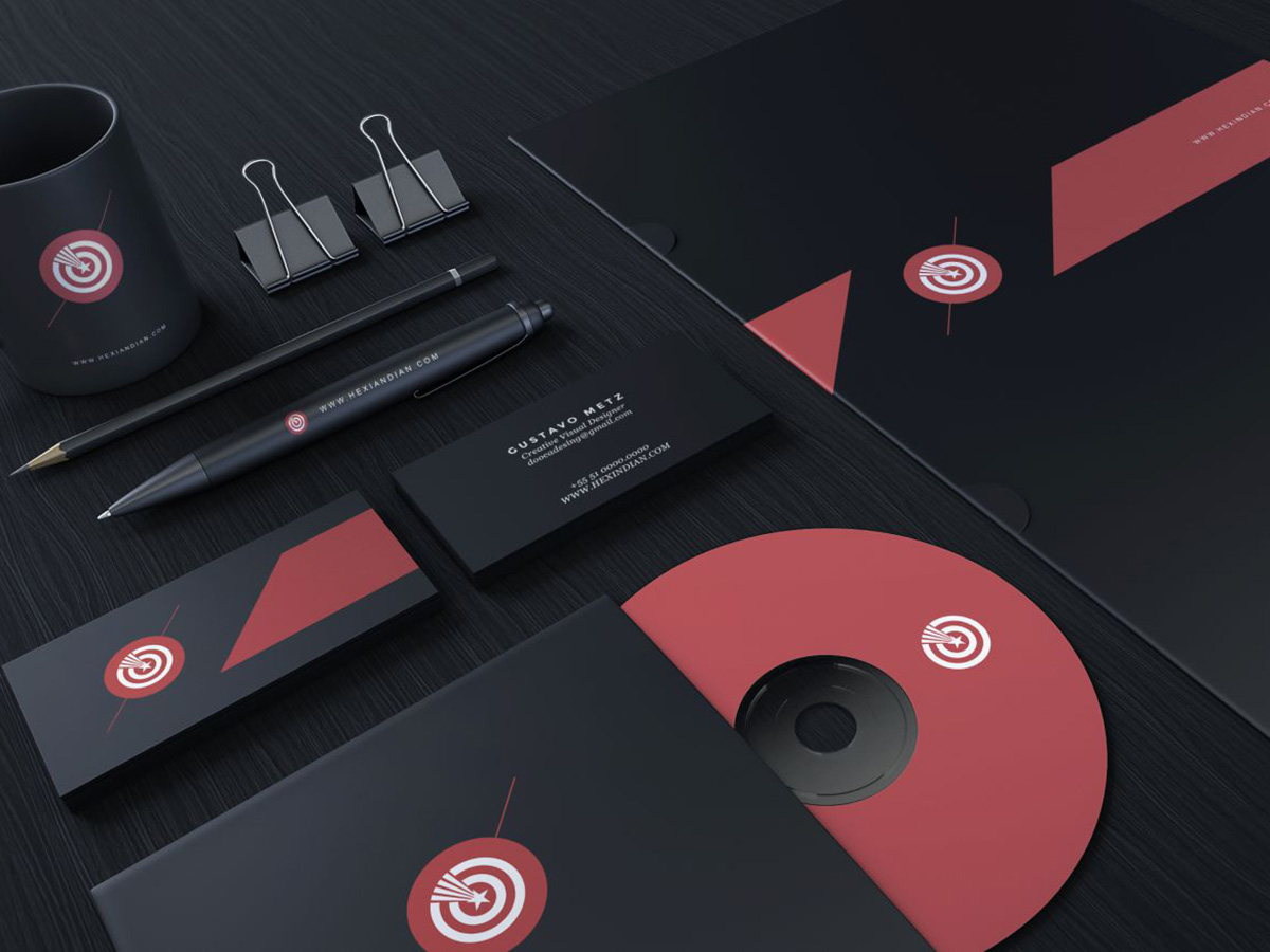 品牌VIS视觉形象系统设计